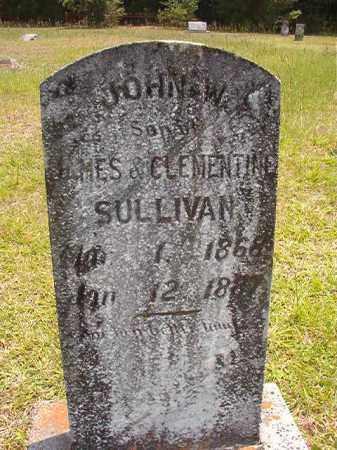 SULLIVAN, JOHN W - Calhoun County, Arkansas | JOHN W SULLIVAN - Arkansas Gravestone Photos