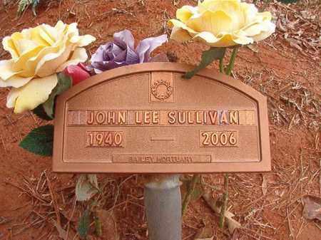 SULLIVAN, JOHN LEE - Calhoun County, Arkansas | JOHN LEE SULLIVAN - Arkansas Gravestone Photos