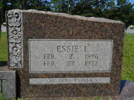 TALBOT, ESSIE I - Calhoun County, Arkansas | ESSIE I TALBOT - Arkansas Gravestone Photos
