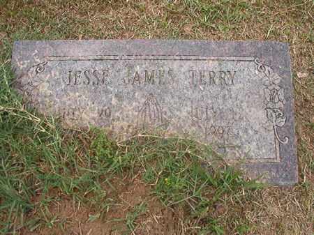 TERRY, JESSE JAMES - Calhoun County, Arkansas | JESSE JAMES TERRY - Arkansas Gravestone Photos