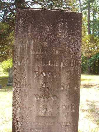 THOMASON, NANCY ANN - Calhoun County, Arkansas | NANCY ANN THOMASON - Arkansas Gravestone Photos