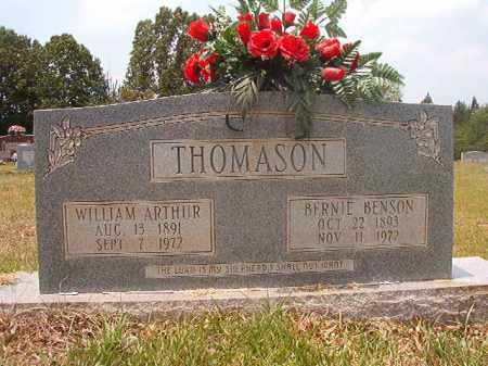 BENSON THOMASON, BERNIE - Calhoun County, Arkansas | BERNIE BENSON THOMASON - Arkansas Gravestone Photos