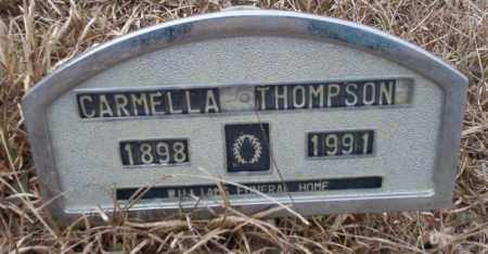 THOMPSON, CARMELLA - Calhoun County, Arkansas | CARMELLA THOMPSON - Arkansas Gravestone Photos