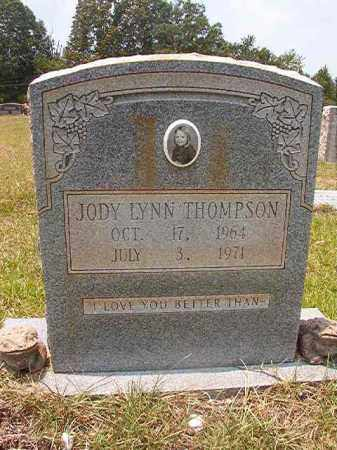 THOMPSON, JODY LYNN - Calhoun County, Arkansas | JODY LYNN THOMPSON - Arkansas Gravestone Photos