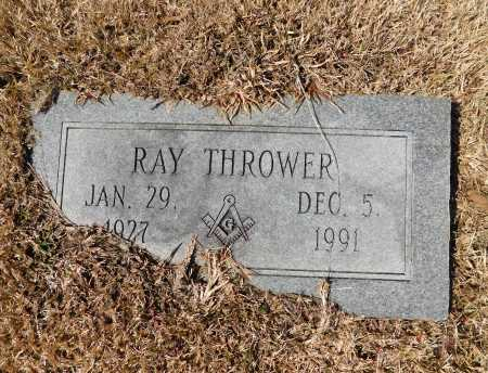 THROWER, RAY - Calhoun County, Arkansas | RAY THROWER - Arkansas Gravestone Photos