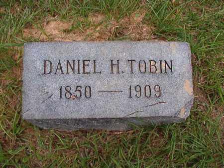 TOBIN, DANIEL H - Calhoun County, Arkansas | DANIEL H TOBIN - Arkansas Gravestone Photos