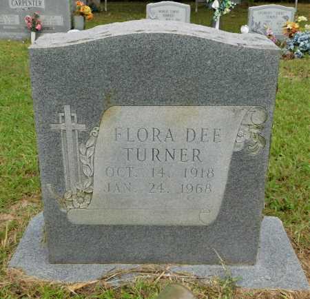 TURNER, FLORA DEE - Calhoun County, Arkansas | FLORA DEE TURNER - Arkansas Gravestone Photos