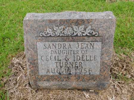 TURNER, SANDRA JEAN - Calhoun County, Arkansas | SANDRA JEAN TURNER - Arkansas Gravestone Photos