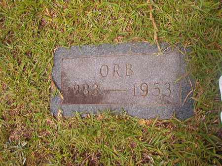 UNKNOWN, ORB - Calhoun County, Arkansas | ORB UNKNOWN - Arkansas Gravestone Photos