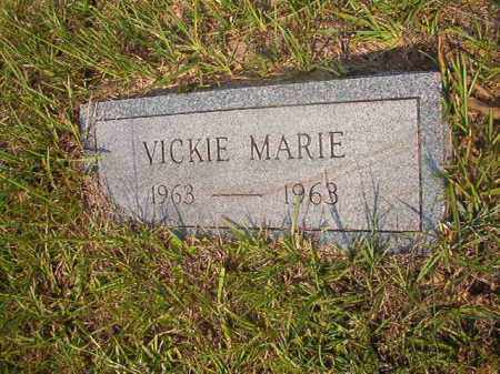UNKNOWN, VICKIE MARIE - Calhoun County, Arkansas | VICKIE MARIE UNKNOWN - Arkansas Gravestone Photos