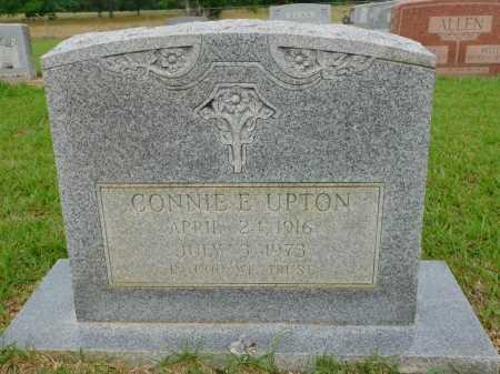 UPTON, CONNIE E - Calhoun County, Arkansas | CONNIE E UPTON - Arkansas Gravestone Photos