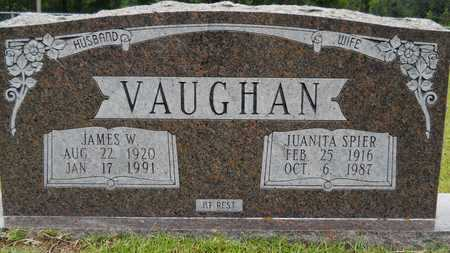 VAUGHAN, JAMES W - Calhoun County, Arkansas | JAMES W VAUGHAN - Arkansas Gravestone Photos
