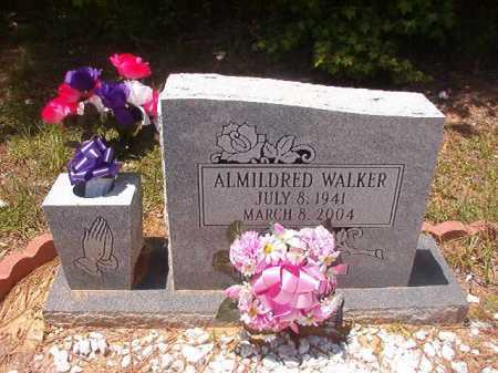 WALKER, ALMILDRED - Calhoun County, Arkansas | ALMILDRED WALKER - Arkansas Gravestone Photos