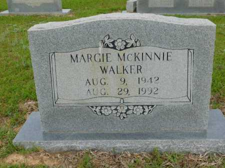 WALKER, MARGIE - Calhoun County, Arkansas | MARGIE WALKER - Arkansas Gravestone Photos
