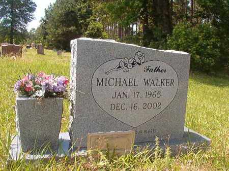 WALKER, MICHAEL - Calhoun County, Arkansas | MICHAEL WALKER - Arkansas Gravestone Photos