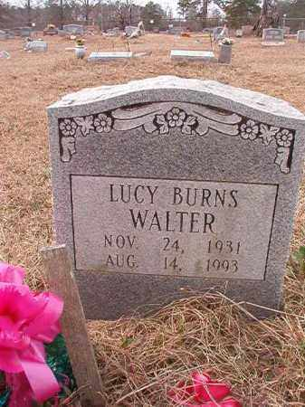 WALTER, LUCY - Calhoun County, Arkansas | LUCY WALTER - Arkansas Gravestone Photos
