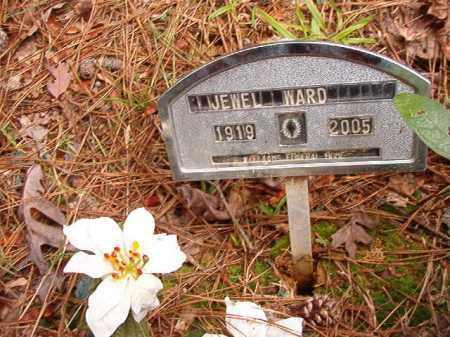 WARD, JEWEL - Calhoun County, Arkansas   JEWEL WARD - Arkansas Gravestone Photos