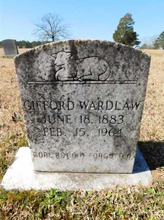 WARDLAW, GIFFORD - Calhoun County, Arkansas | GIFFORD WARDLAW - Arkansas Gravestone Photos