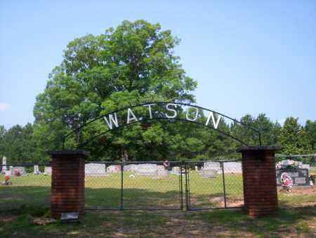 *WATSON, CEMETERY - Calhoun County, Arkansas | CEMETERY *WATSON - Arkansas Gravestone Photos