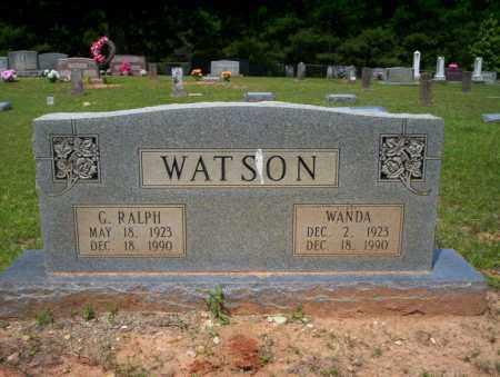 WATSON, WANDA - Calhoun County, Arkansas | WANDA WATSON - Arkansas Gravestone Photos