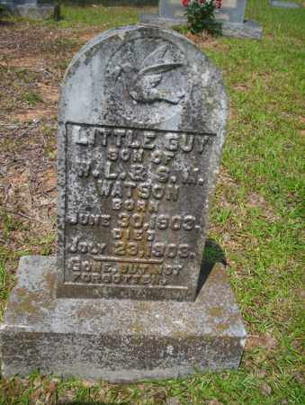 WATSON, GUY - Calhoun County, Arkansas | GUY WATSON - Arkansas Gravestone Photos