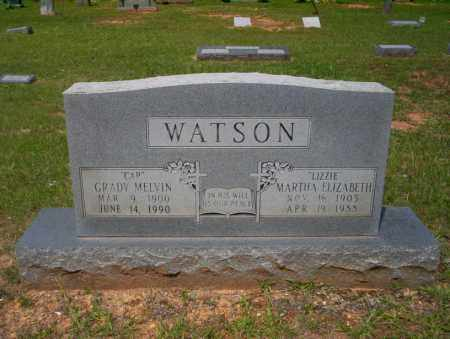 WATSON, MARTHA ELIZABETH - Calhoun County, Arkansas | MARTHA ELIZABETH WATSON - Arkansas Gravestone Photos