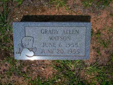 WATSON, GRADY ALLEN - Calhoun County, Arkansas | GRADY ALLEN WATSON - Arkansas Gravestone Photos