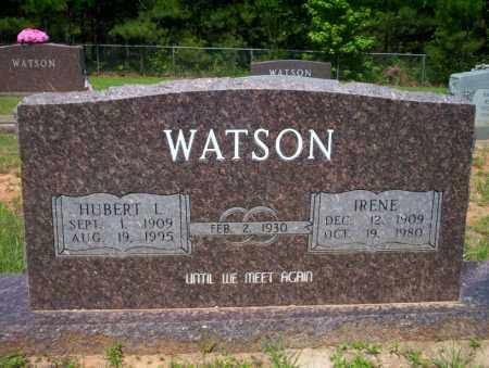 WATSON, HUBERT L - Calhoun County, Arkansas | HUBERT L WATSON - Arkansas Gravestone Photos