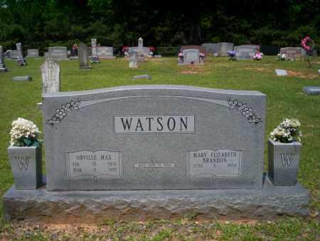 WATSON, ORVILLE MAX - Calhoun County, Arkansas | ORVILLE MAX WATSON - Arkansas Gravestone Photos