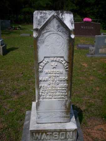 WATSON, SARAH MARGARET - Calhoun County, Arkansas | SARAH MARGARET WATSON - Arkansas Gravestone Photos