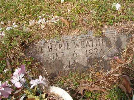 WEATHERS, ELSIE MARIE - Calhoun County, Arkansas | ELSIE MARIE WEATHERS - Arkansas Gravestone Photos