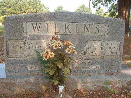WILKINS, STELLA M - Calhoun County, Arkansas | STELLA M WILKINS - Arkansas Gravestone Photos