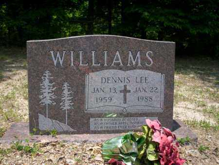 WILLIAMS, DENNIS LEE - Calhoun County, Arkansas | DENNIS LEE WILLIAMS - Arkansas Gravestone Photos