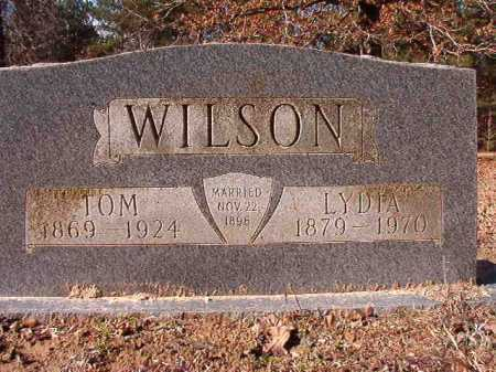 WILSON, TOM - Calhoun County, Arkansas | TOM WILSON - Arkansas Gravestone Photos