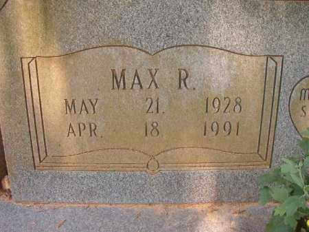 YORK, MAX R - Calhoun County, Arkansas | MAX R YORK - Arkansas Gravestone Photos