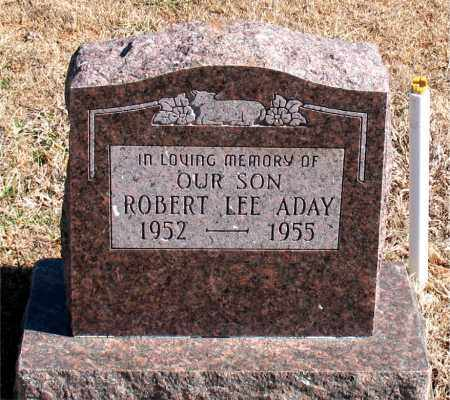 ADAY, ROBERT LEE - Carroll County, Arkansas | ROBERT LEE ADAY - Arkansas Gravestone Photos