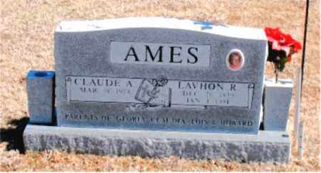 AMES, LAVHON R. - Carroll County, Arkansas | LAVHON R. AMES - Arkansas Gravestone Photos