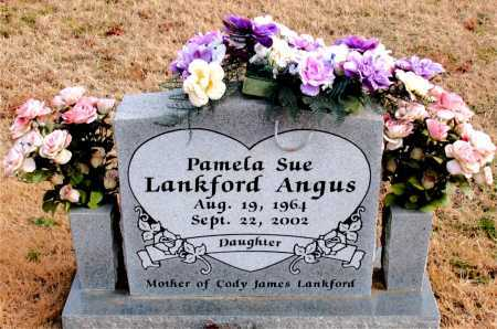 LANKFORD ANGUS, PAMELA  SUE - Carroll County, Arkansas | PAMELA  SUE LANKFORD ANGUS - Arkansas Gravestone Photos