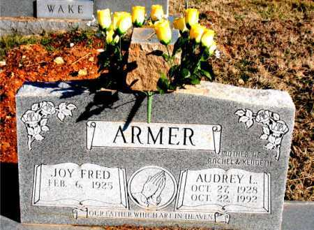 ARMER, AUDREY L. - Carroll County, Arkansas | AUDREY L. ARMER - Arkansas Gravestone Photos