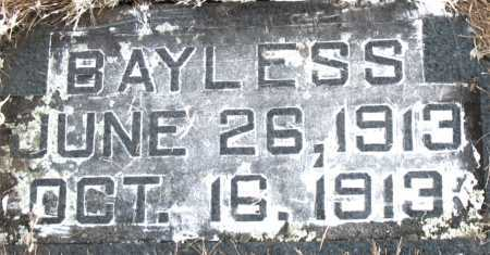 ARMER, BAYLESS - Carroll County, Arkansas | BAYLESS ARMER - Arkansas Gravestone Photos