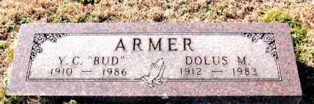 ARMER, DOLUS  M. - Carroll County, Arkansas | DOLUS  M. ARMER - Arkansas Gravestone Photos
