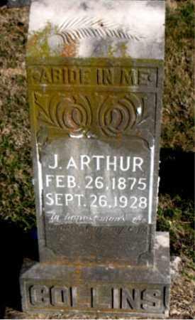 ARTHUR, J. - Carroll County, Arkansas | J. ARTHUR - Arkansas Gravestone Photos