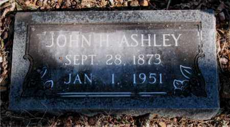ASHLEY, JOHN H - Carroll County, Arkansas | JOHN H ASHLEY - Arkansas Gravestone Photos