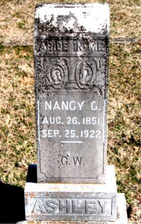 ASHLEY, NANCY C. - Carroll County, Arkansas | NANCY C. ASHLEY - Arkansas Gravestone Photos