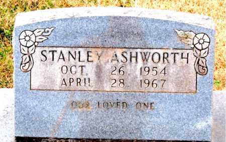 ASHWORTH, STANLEY - Carroll County, Arkansas | STANLEY ASHWORTH - Arkansas Gravestone Photos