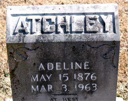 ATCHLEY, ADELINE - Carroll County, Arkansas | ADELINE ATCHLEY - Arkansas Gravestone Photos