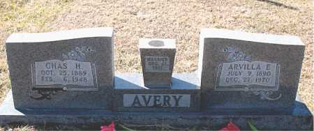 AVERY, CHAS H - Carroll County, Arkansas | CHAS H AVERY - Arkansas Gravestone Photos