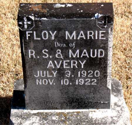 AVERY, FLOY MARIE - Carroll County, Arkansas | FLOY MARIE AVERY - Arkansas Gravestone Photos
