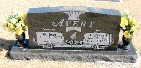 AVERY, J.  WENDELL - Carroll County, Arkansas | J.  WENDELL AVERY - Arkansas Gravestone Photos