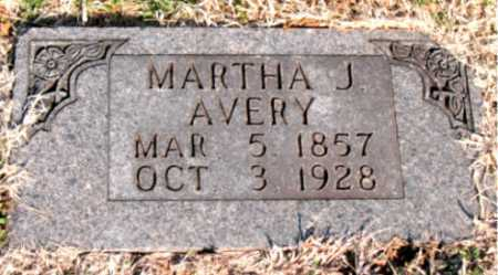 AVERY, MARTHA JANE - Carroll County, Arkansas | MARTHA JANE AVERY - Arkansas Gravestone Photos